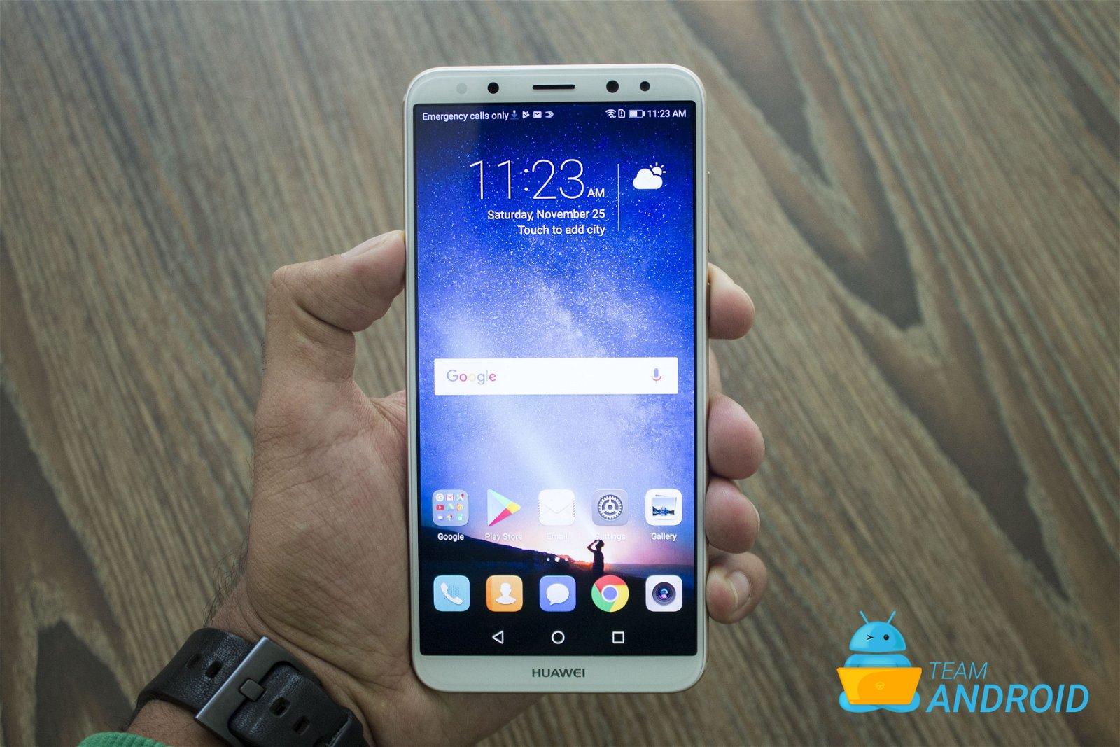 Huawei Debug Code