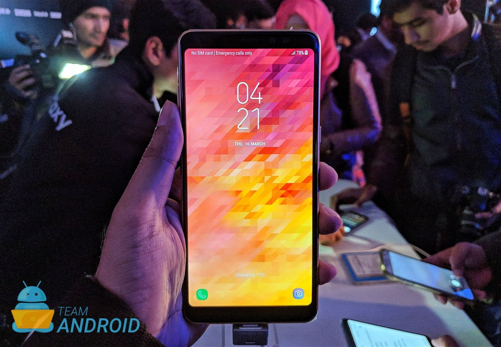 How to Fix Galaxy A8 / Galaxy A8+ Battery Drain When Idle Problem 1