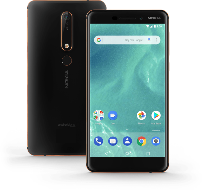 HMD Global Launches 5 New Phones - Nokia MWC 2018 12