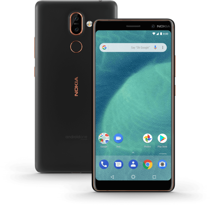 HMD Global Launches 5 New Phones - Nokia MWC 2018 13