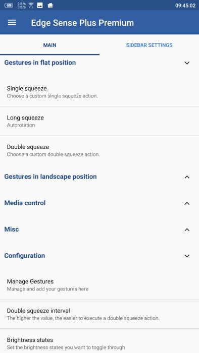 Customize Pixel 2 Edge Squeeze Feature with Edge Sense Plus 11