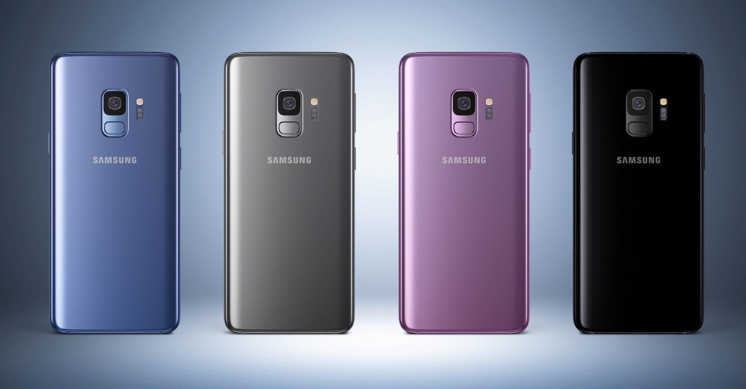 samsung s9 technical specifications