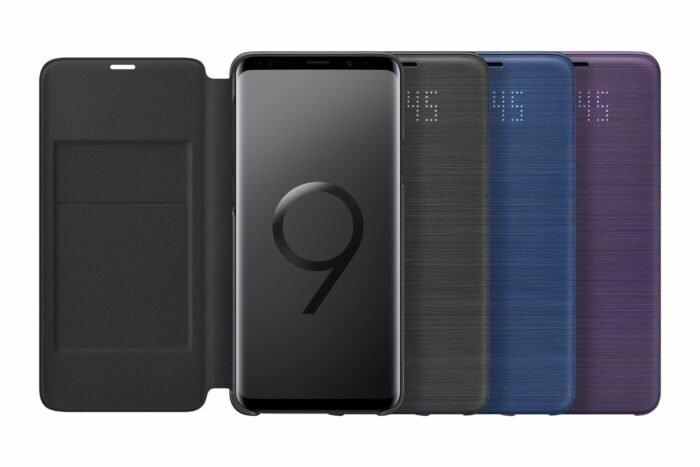 Samsung Galaxy S9 / Galaxy S9+ Accessories: Cases, Cover, DeX, Wireless Charger 11