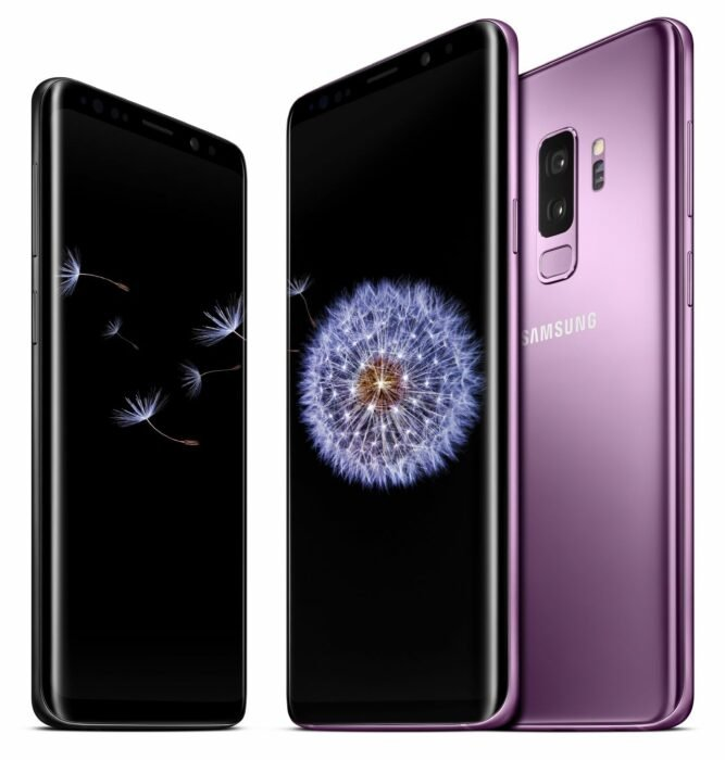 Where to Buy Samsung Galaxy S9 and Galaxy S9+ in US 6
