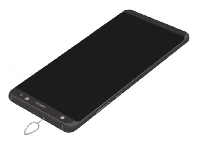 Samsung Galaxy S9 SIM Ejector Tool