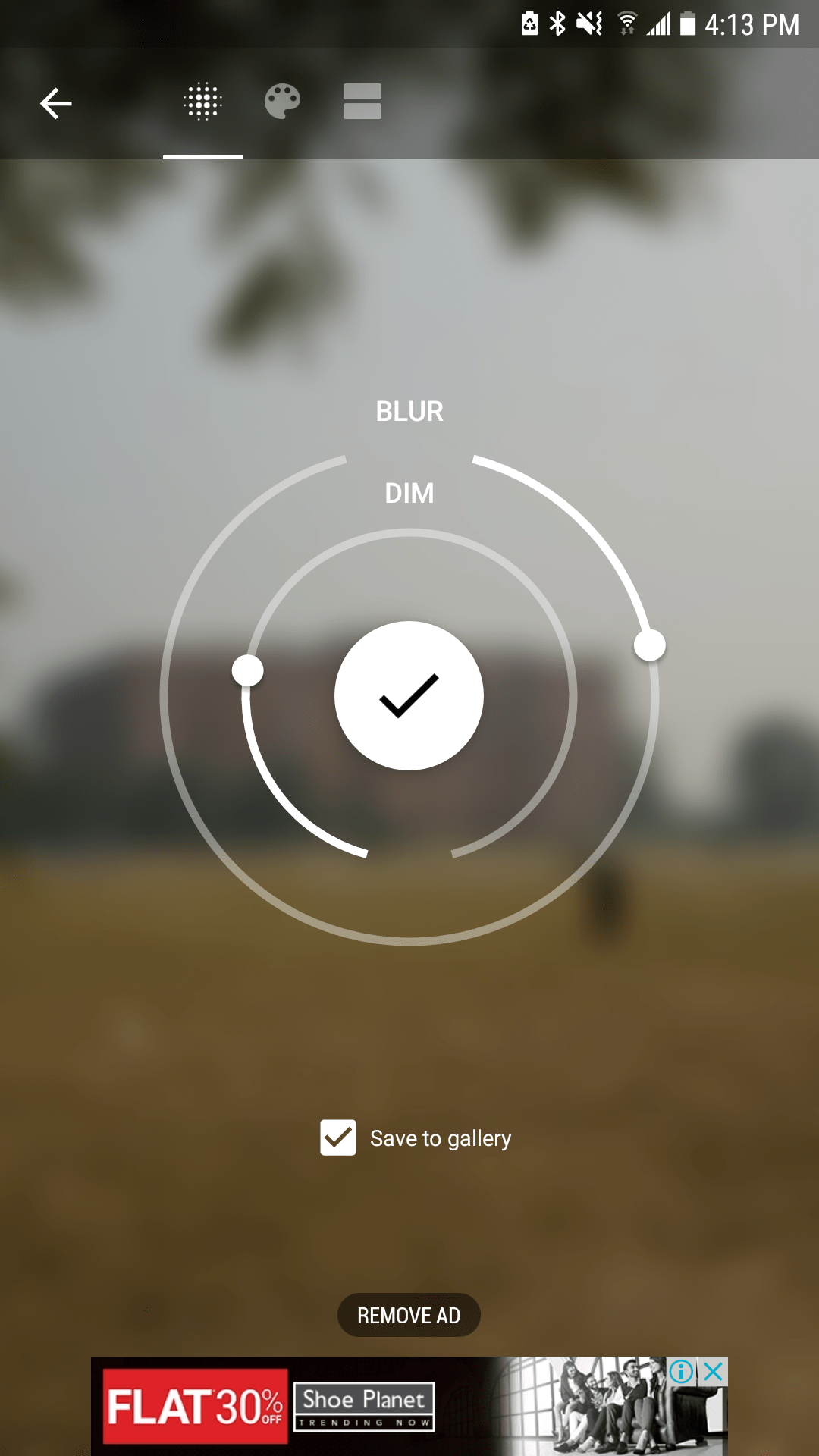 Download Blurone App - Create Wallpapers with Blur Effect 5