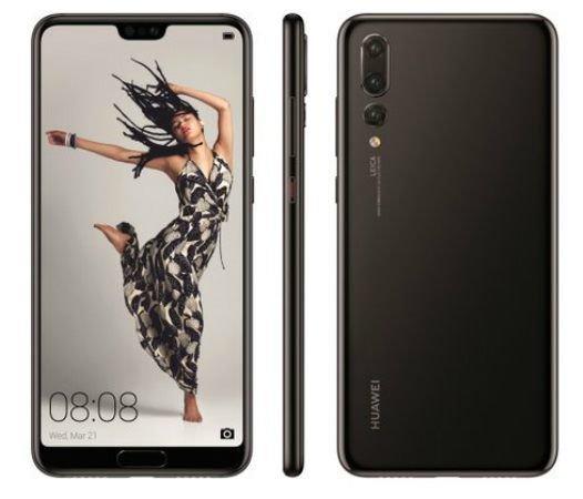 Download Huawei P20 Pro Firmware 11