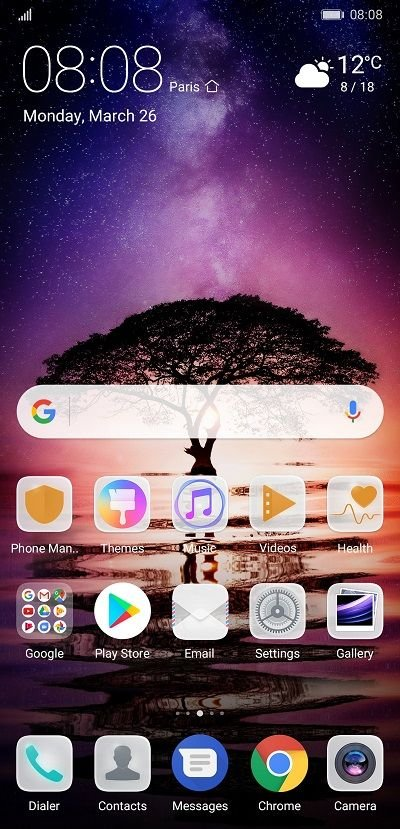 Dreamland - Download Huawei P20 Themes