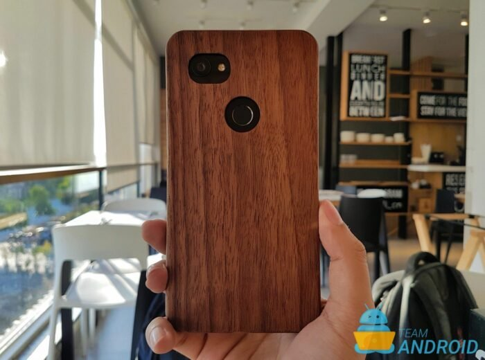 KerfCase Walnut Case for Google Pixel 2 XL