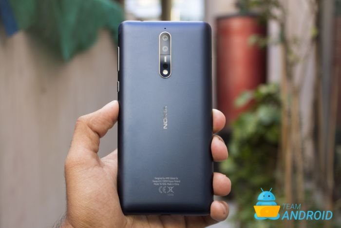 Install Nokia 8 TWRP Recovery