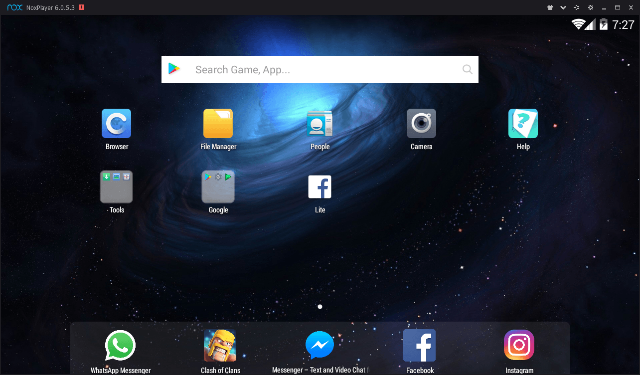 Download Nox Player 6: Android Emulator for Windows / Mac
