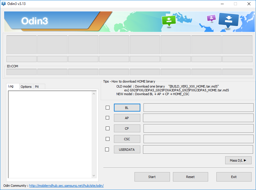 Download Odin - Latest version: Odin3 v3.14.1
