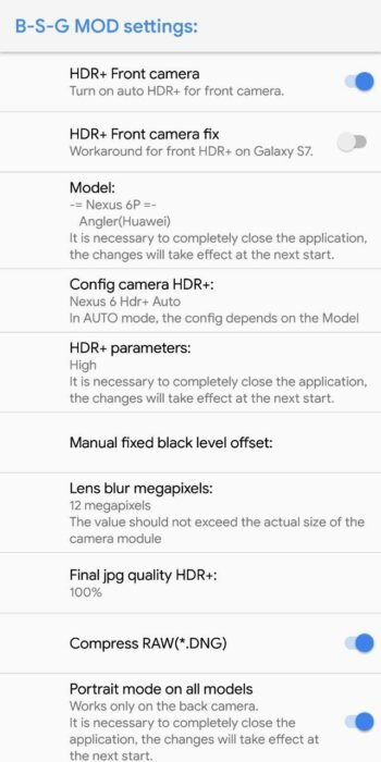 Download Pixel 2 Camera for OnePlus 5T 11