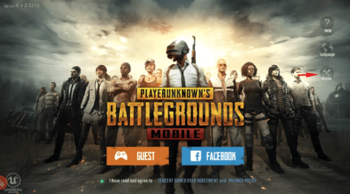 """How to Fix """"Unfortunately PUBG Mobile has stopped"""" Error Message 7"""
