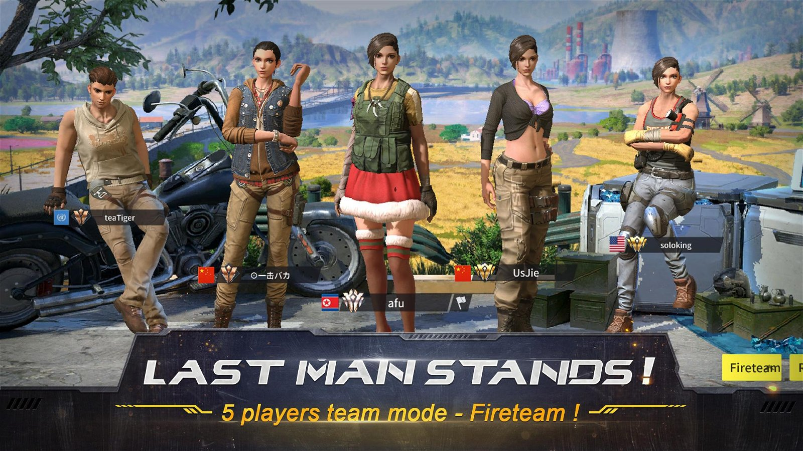 Download rules of survival for pc android games on - Rules of survival wallpaper android ...