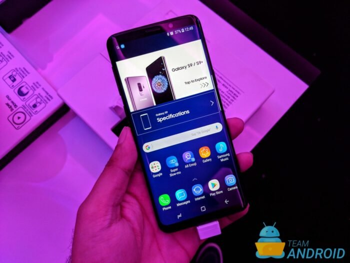 Samsung Galaxy S9 Secret Codes - Hardware, Network, Reset Codes