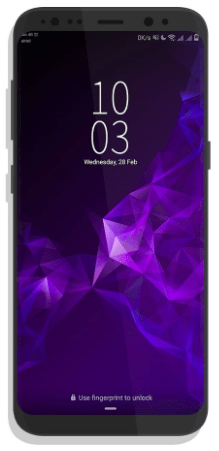 Download Galaxy S9 Theme