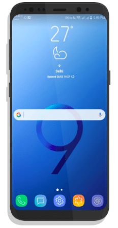 Download Samsung Galaxy S9 Theme for EMUI Devices 12