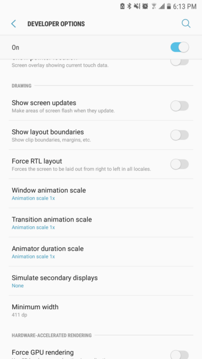 How to Change DPI Density on Android 11