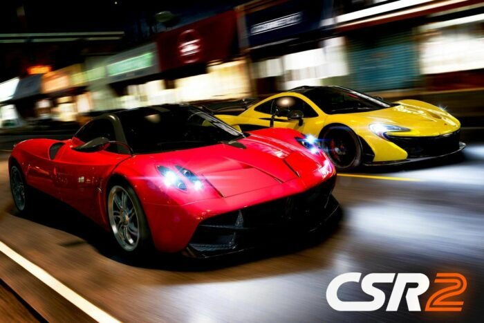 Play CSR Racing 2 on PC