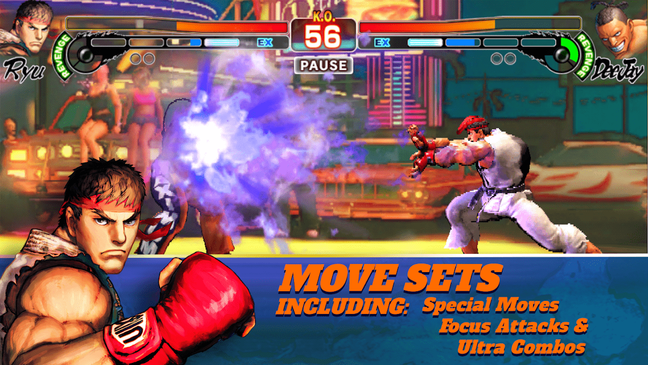 Play Street Fighter IV Champion Edition on PC 12
