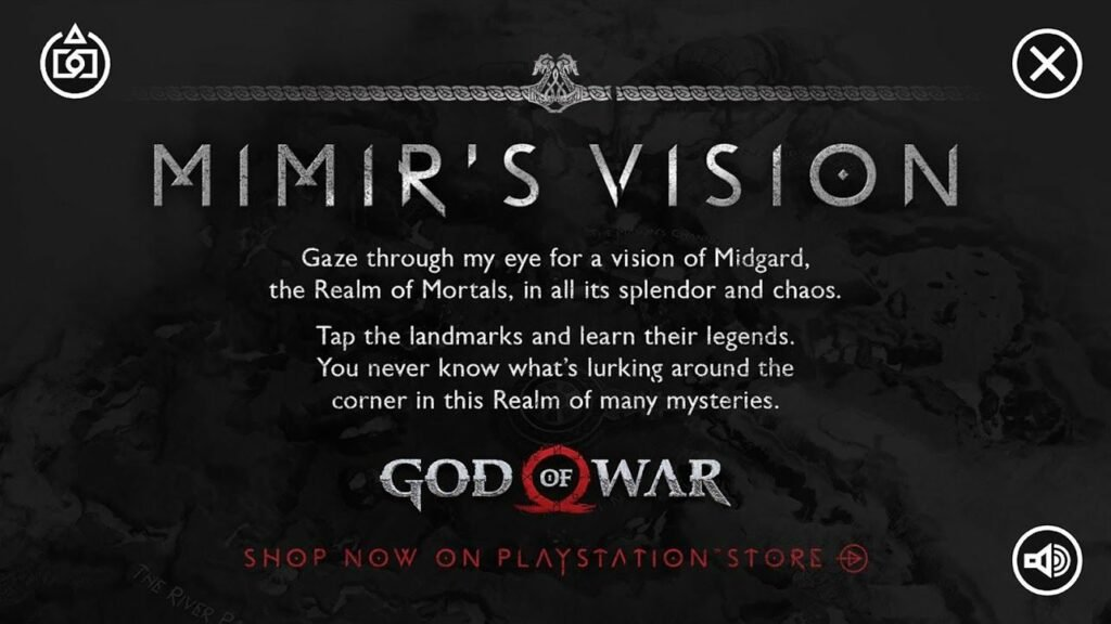 Download God of War Mimir's Vision APK for Android Phones