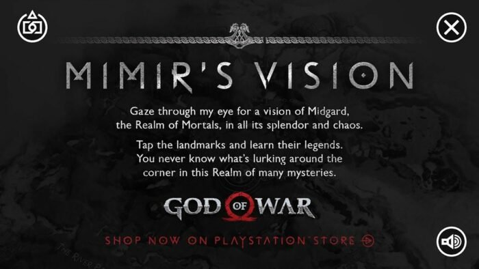 Download God of War Mimir's Vision APK