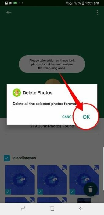 How to Delete Spam WhatsApp Images from Groups Automatically with Magic Cleaner 14