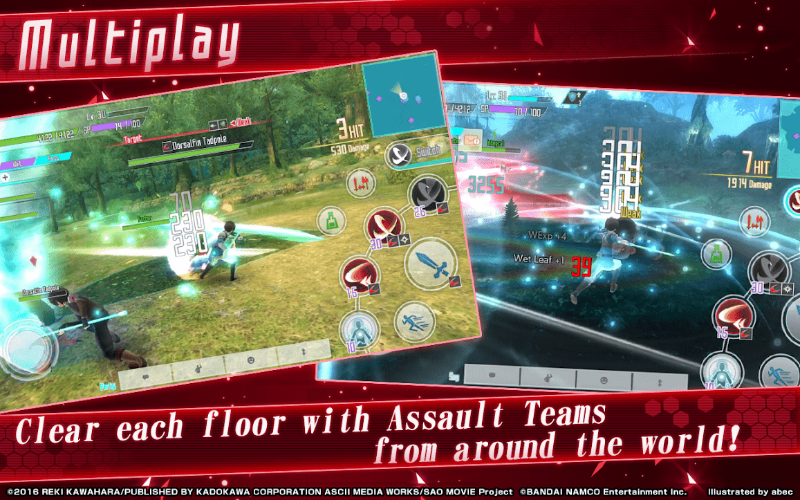 Play Sword Art Online on PC – Download Android Games on