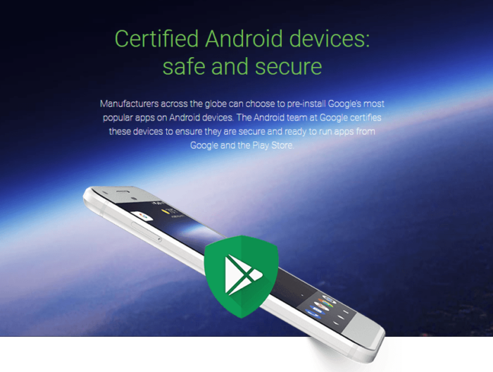 How to Fix Device is not certified by Google