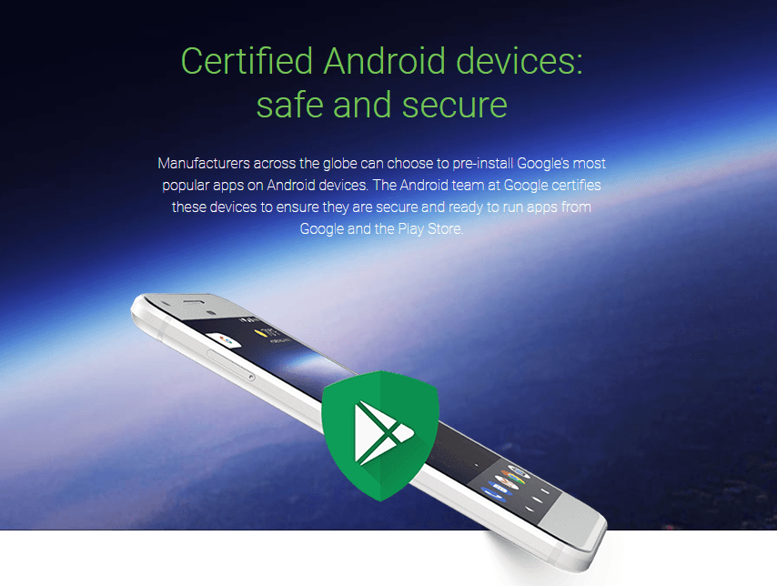 """How to Fix """"Device is not Certified by Google"""" Error 2"""