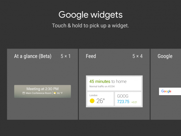 Download At A Glance Widget