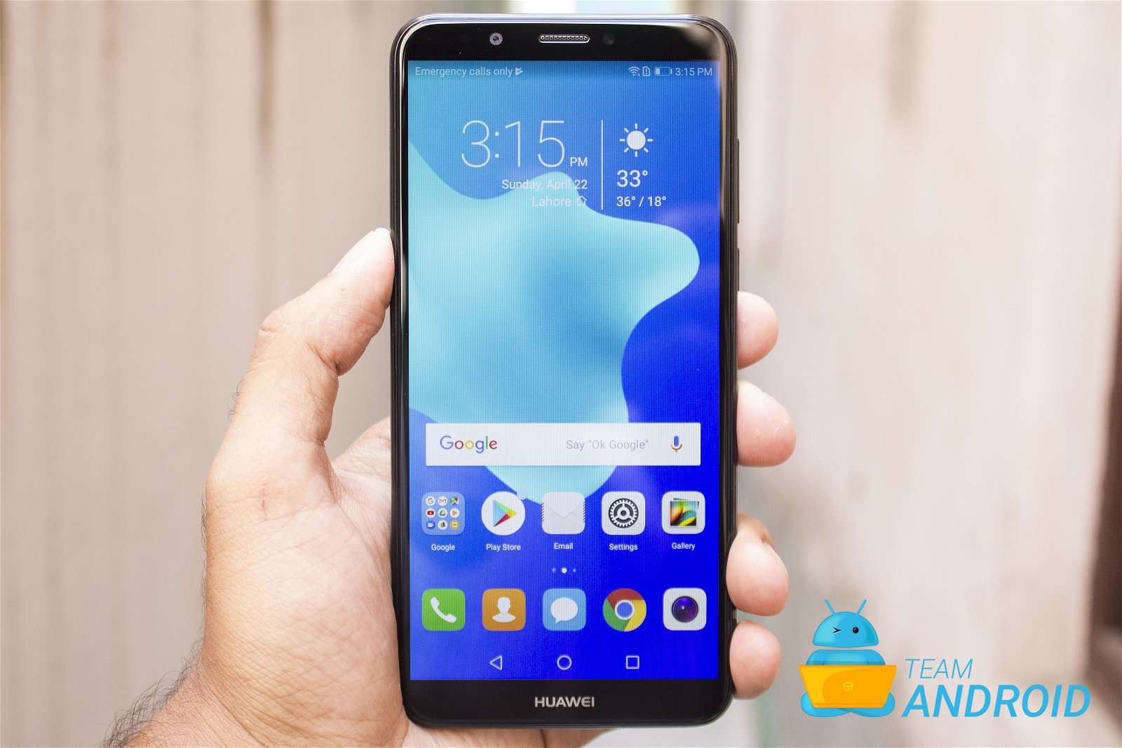HOW TO: Enter Huawei Y7 Prime 2018 Fastboot Mode [Tutorial / Guide]