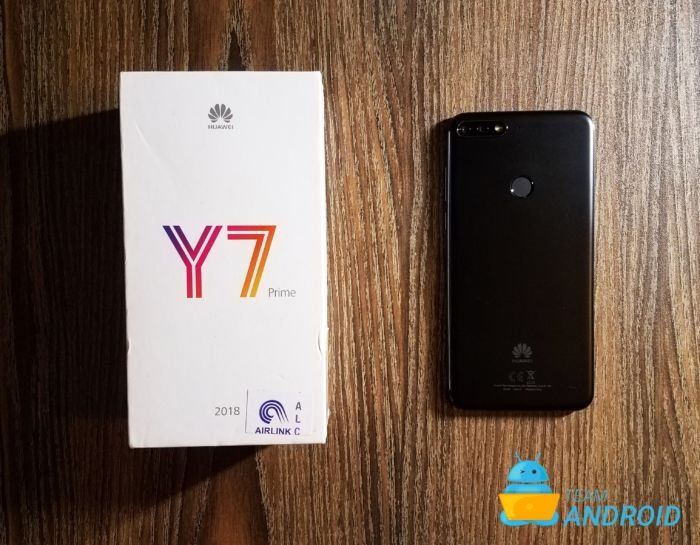 Huawei Y7 Prime 2018: Unboxing and First Impressions 10