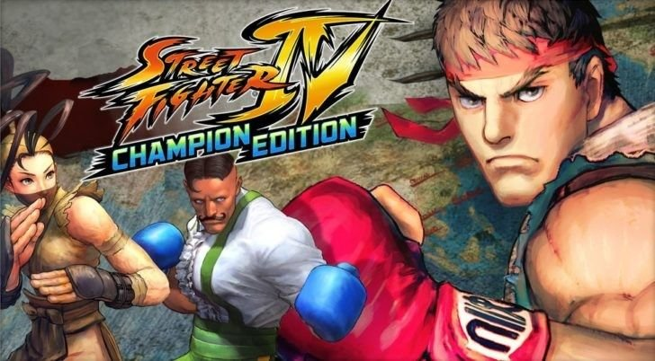 Play Street Fighter IV Champion Edition on PC 5