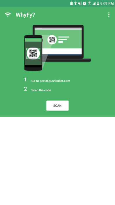 Transfer Large Files Wirelessly from PC to Android Phone with Portal 10