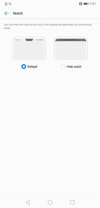 How to Remove or Hide Notch on Android Phones 12