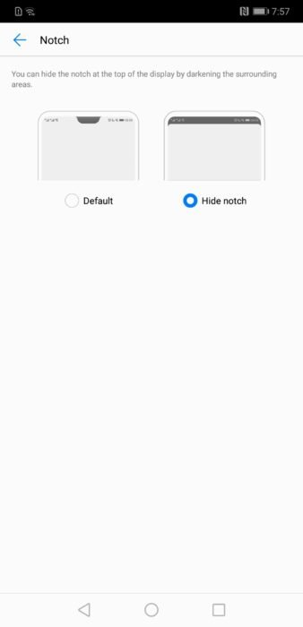 How to Remove or Hide Notch on Android Phones 13