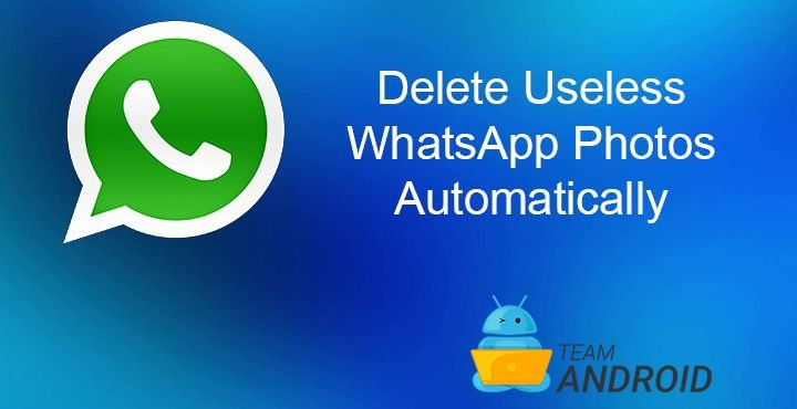 How to Delete Spam WhatsApp Images from Groups Automatically with Magic Cleaner 5