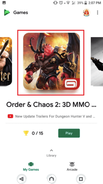 Record Gameplay Videos on Android with Google Play Games 15