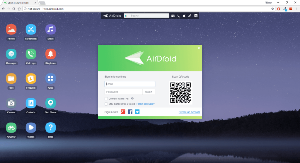 Transfer Files Wirelessly Between Android and PC with AirDroid