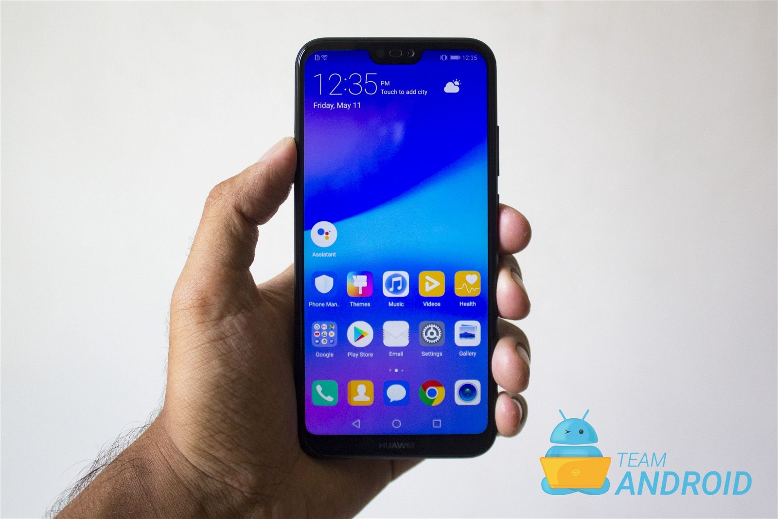 Huawei P20 Lite Review: Mid-Range Phone with High-End Design, Camera and Specs 71