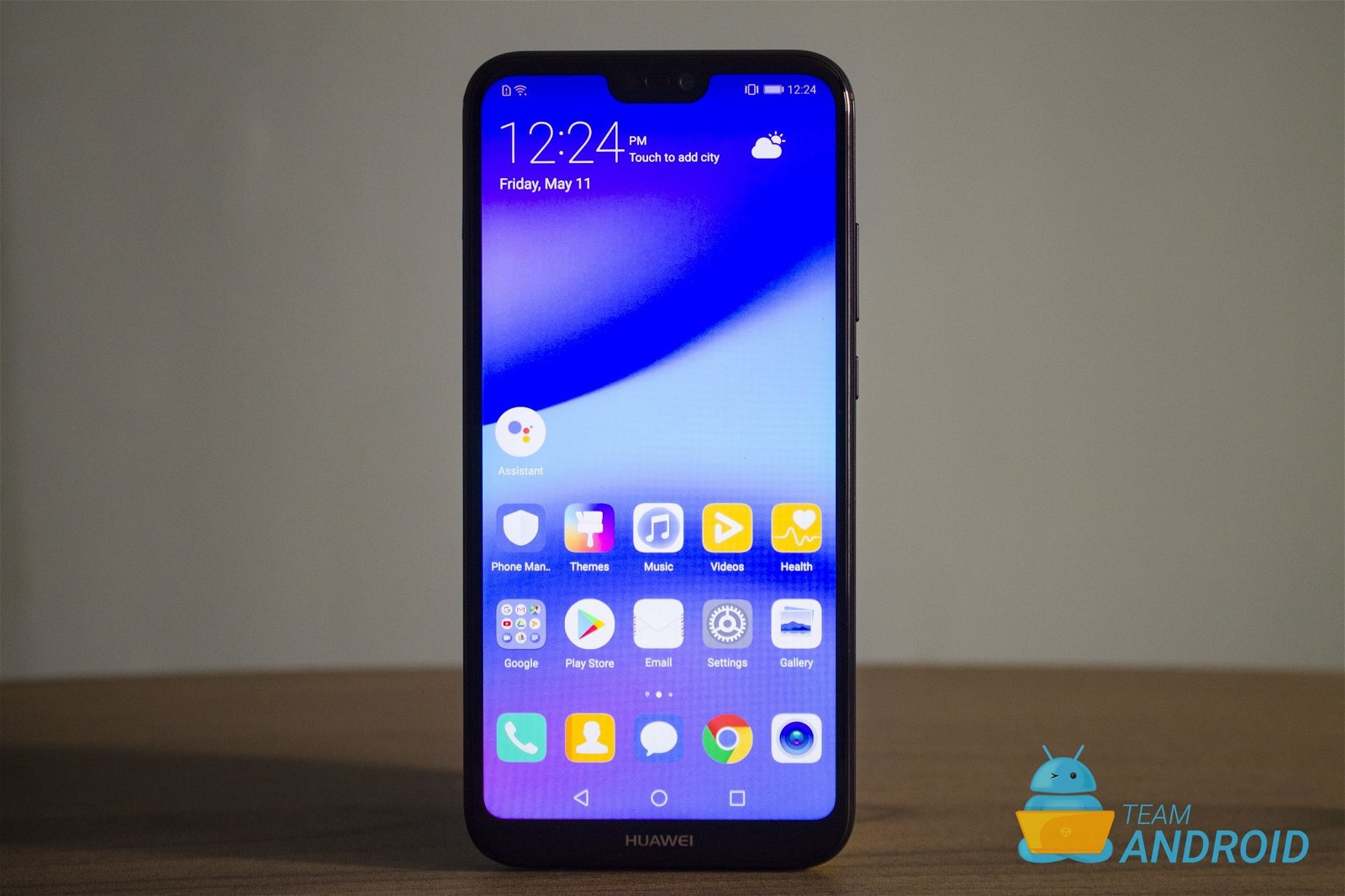 How to Install Huawei P20 Lite TWRP Custom Recovery 1