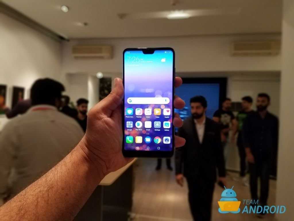 How to Enable App Drawer on Huawei P20 Pro EMUI Launcher