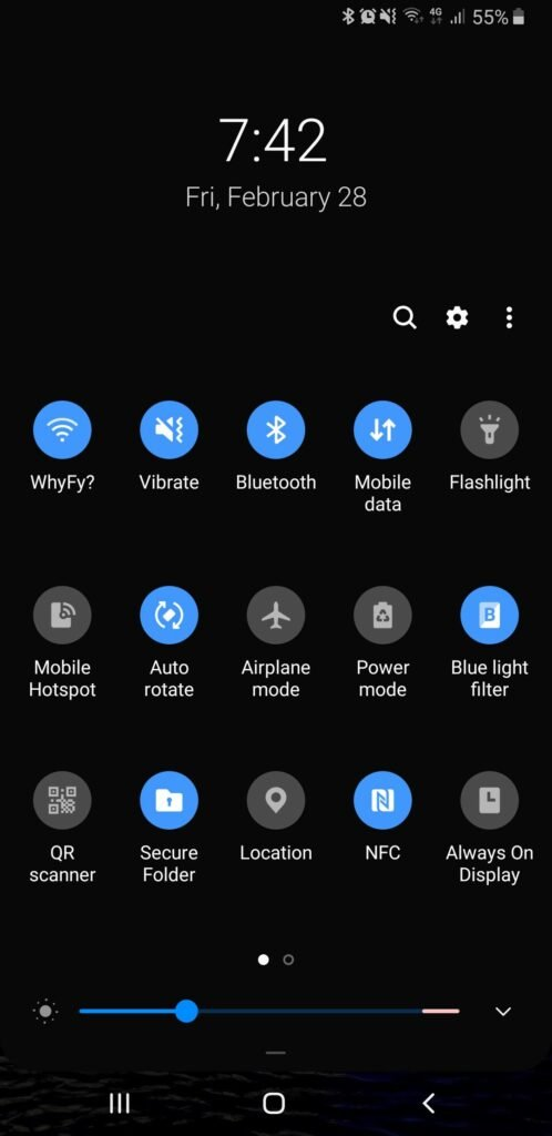 How to Fix Samsung Galaxy Note 8 Screen Rotation Problem 2