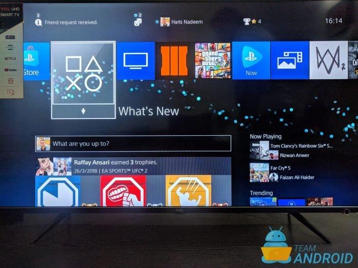 TCL P6 UHD Smart TV