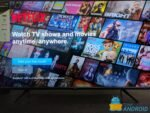 TCL P6 UHD Smart TV - Netflix