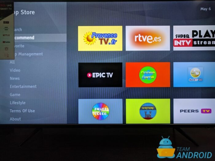TCL P6 UHD Smart TV Review - 4K UHD, HDR, App Store