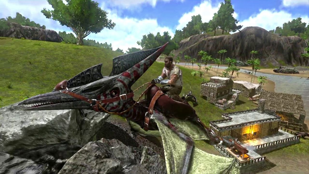 How to Play ARK Survival Evolved Android Game on PC 7