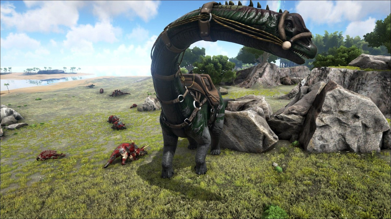 How to Play ARK Survival Evolved Android Game on PC 8